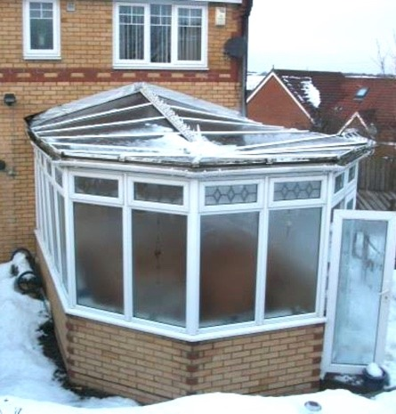 Pitfalls of a 'clad-over' roof!