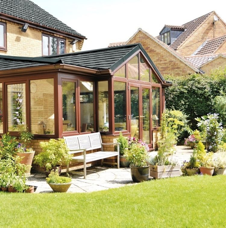 Supalite Tiled Conservatory Roof Supalite Tiled Roof Systems