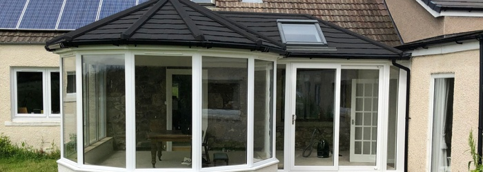 'Lettered' Conservatories