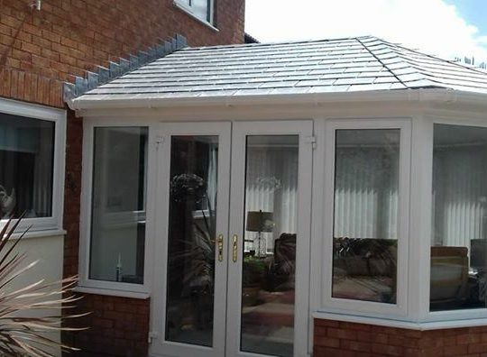 Revamped conservatory in Newport provides a relaxed and calming atmosphere