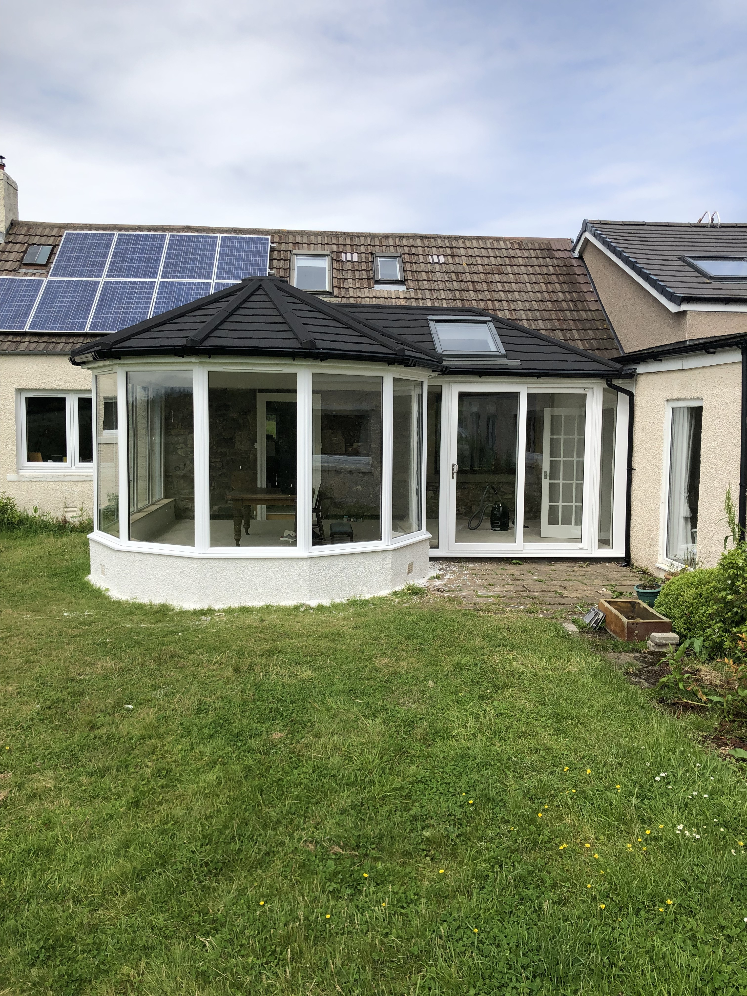 Simply Ideal Home Improvements Supalite Tiled Roof Systems