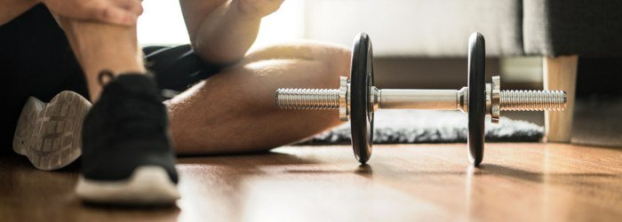 Get Your Blood Pumping With an Exercise Room