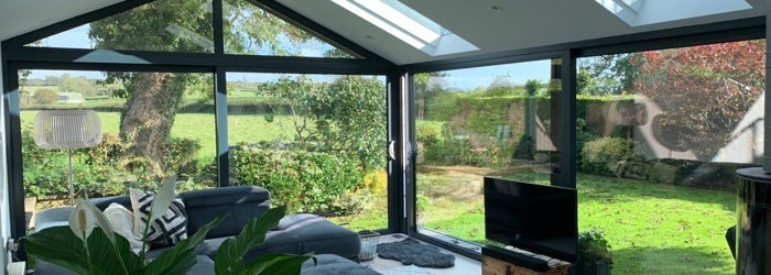 what to do before replacing a conservatory roof