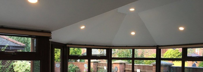 ways of insulating a conservatory