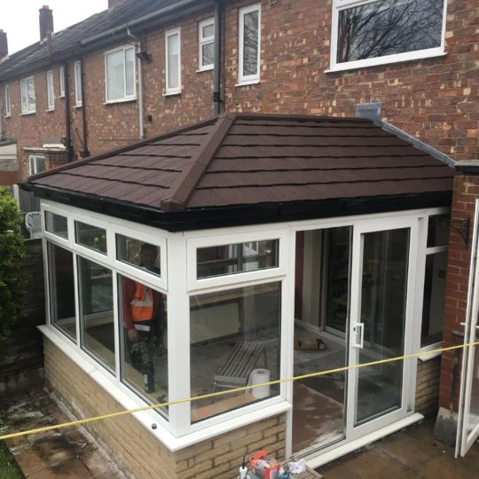 A conservatory with a new lease of life