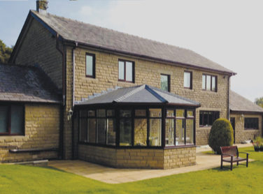 Choose a SupaLite tiled roof for your new conservatory or extension…