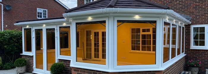 Consider the Shape of the Conservatory
