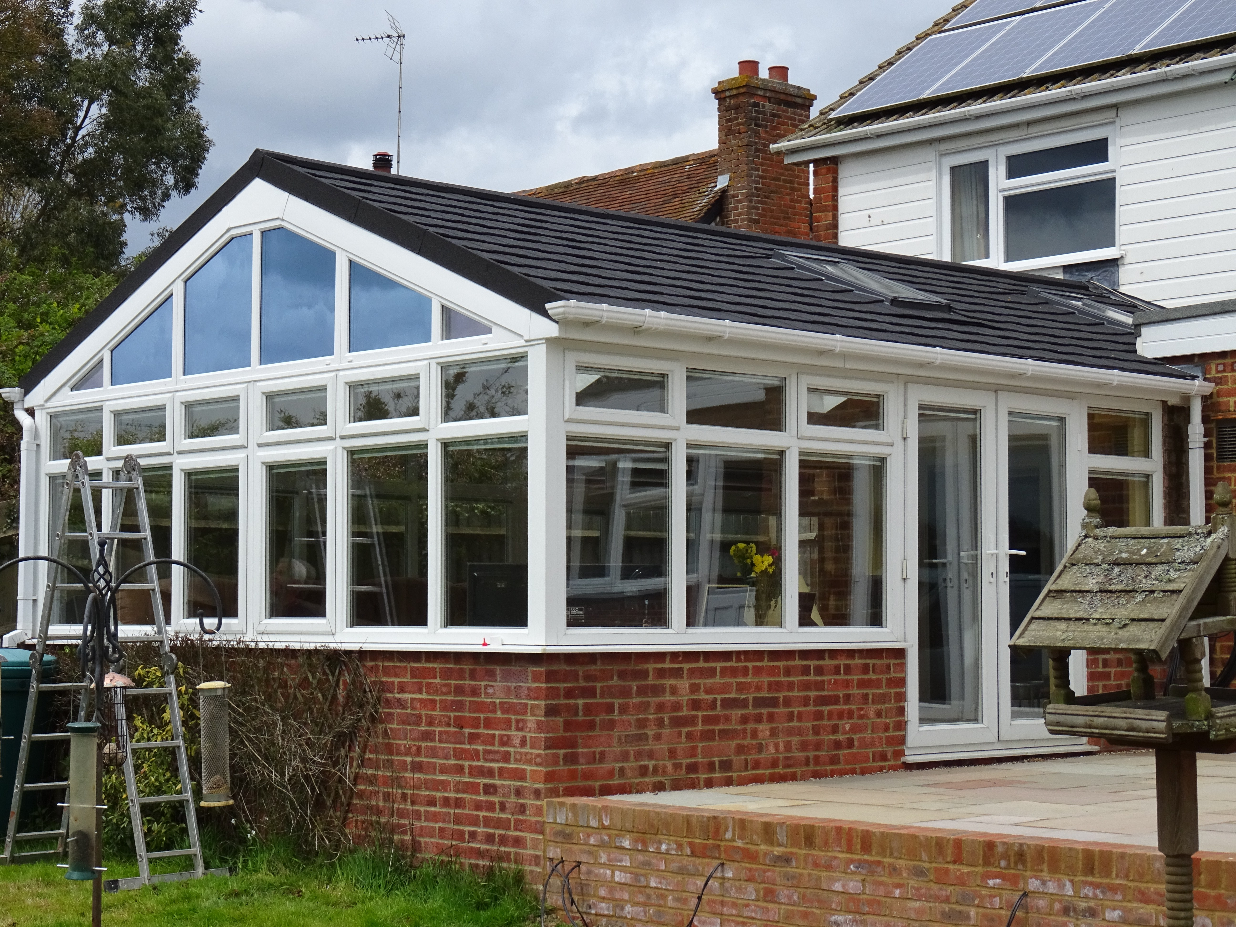 Gtp Home Improvements Supalite Tiled Roof Systems