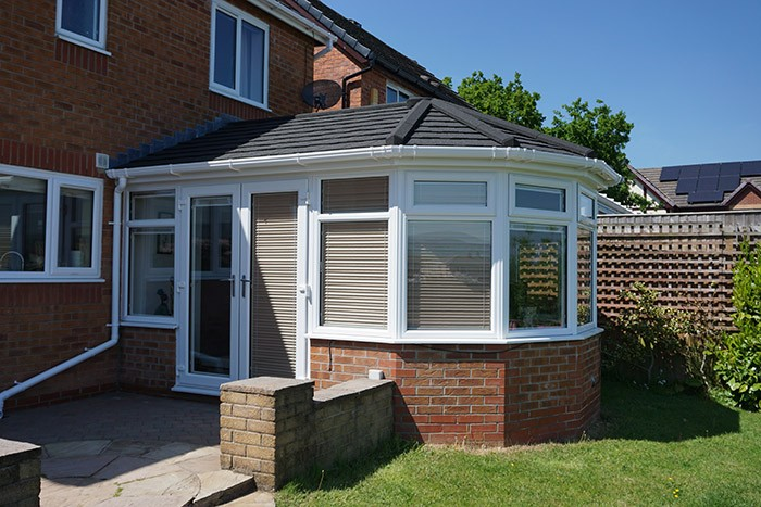 Tiled Roof Conservatory Renaissance