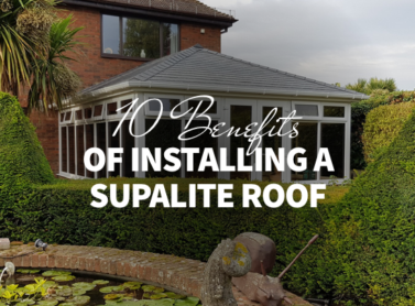 10 Benefits of Installing a SupaLite Tiled Roof System