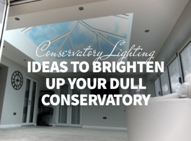 Conservatory Lighting Ideas to Brighten Up Your Dull Conservatory