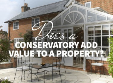 Does a Conservatory Add Value to a Property?