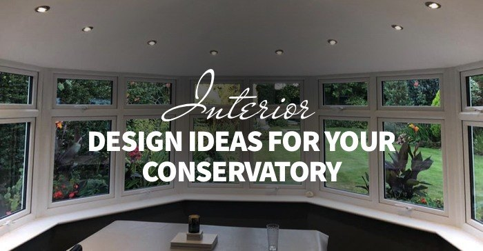 SupaLite Interior Design Ideas for your Conservatory