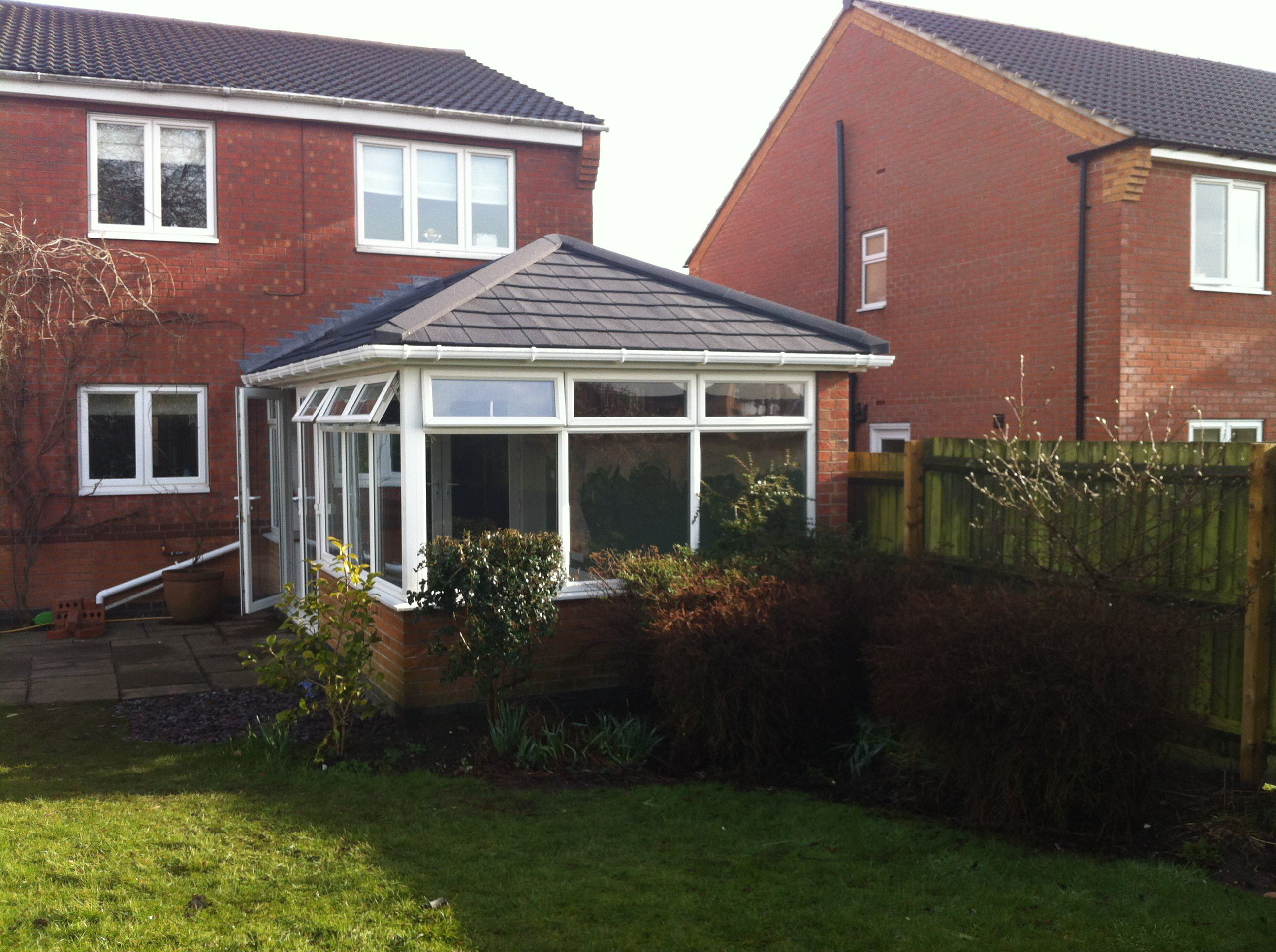 Lifestyle Home Solutions Ltd Supalite Tiled Roof Systems