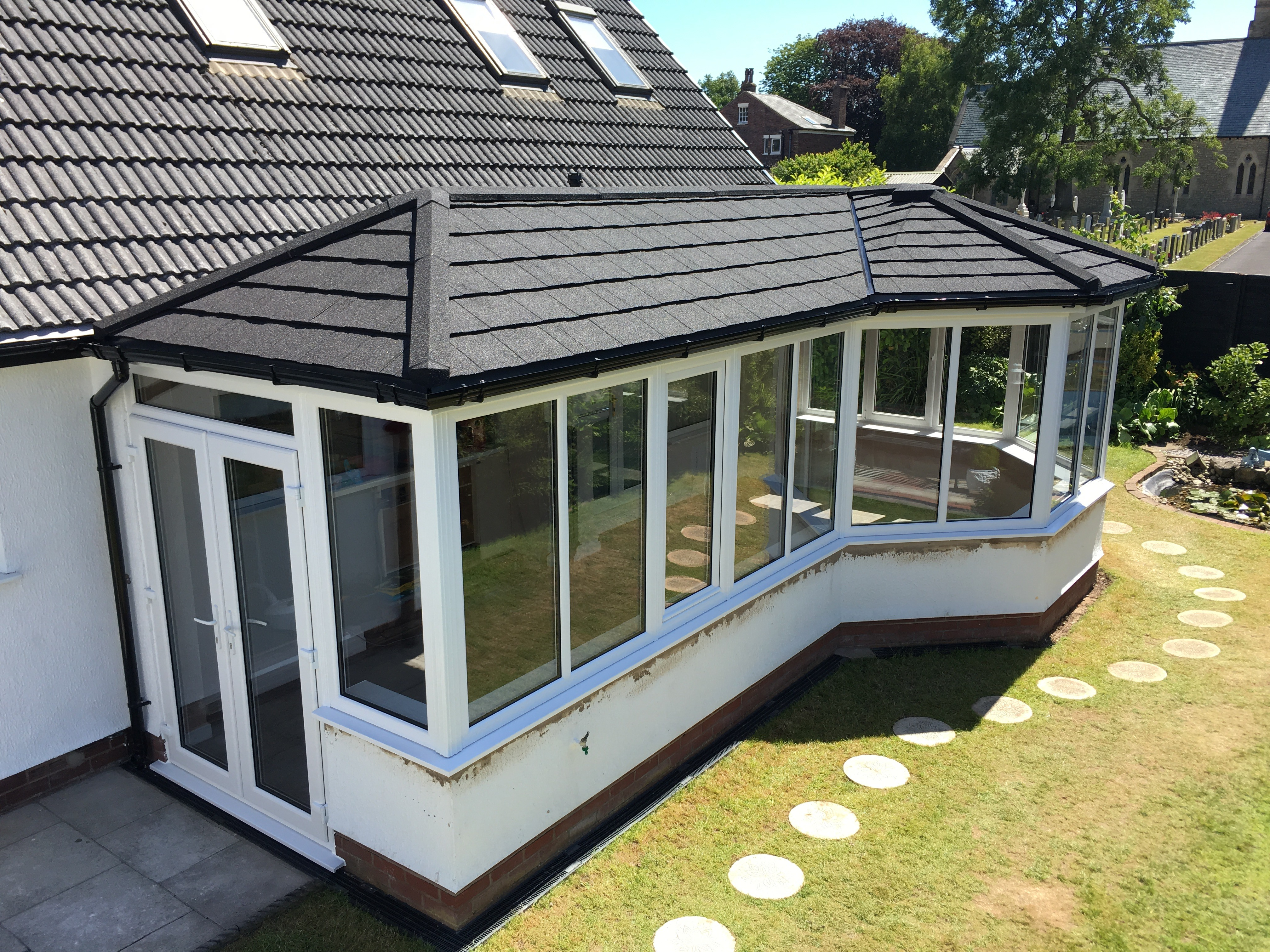 Lightweight Roofing Solutions Supalite Tiled Roof Systems