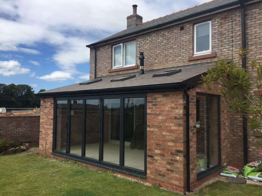 Carlisle Windows Supalite Tiled Roof Systems