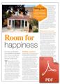 Sarah Beeny Magazine Supalite Article