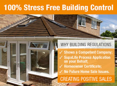Conservatory Roof Building Regulations