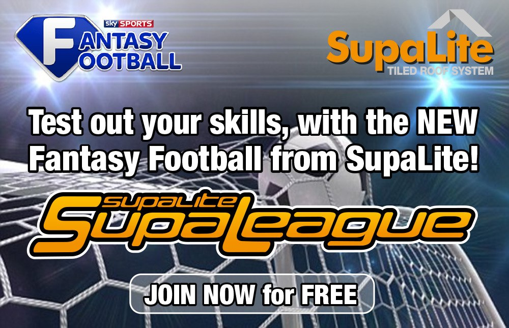 SupaLite Fantasy Football SupaLeague