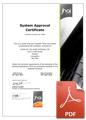 SupaLite JHAI Certificate