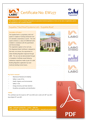 SupaLite LABC Certificate