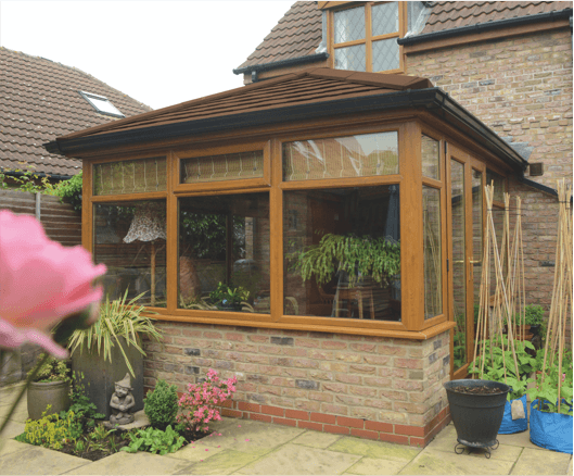 Tiled Conservatory Roofs Lancashire