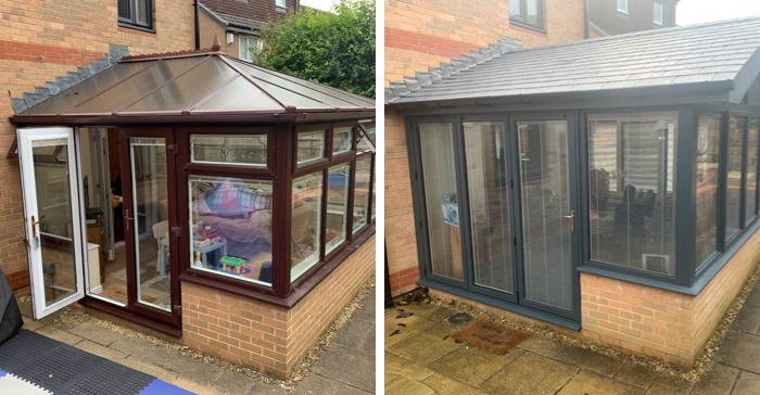 Ewenny Home Improvements, October Installer of the Month - SupaLite Tiled Roof Systems