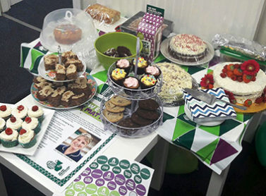 SupaLite Macmillan Coffee Morning