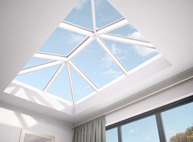 SupaLite Flat Roof Orangery - Better by Design