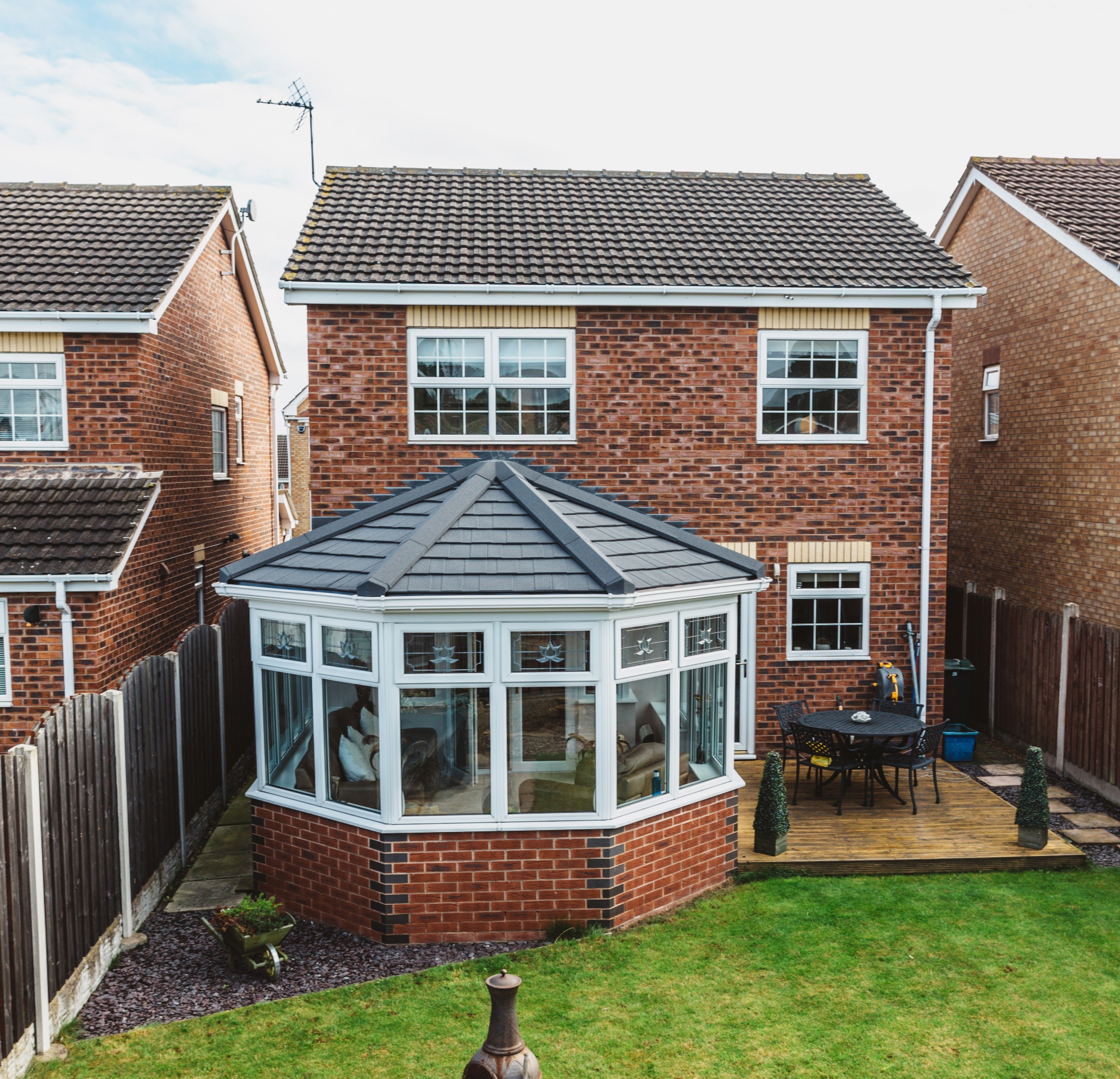 Solarframe Direct Limited Supalite Tiled Roof Systems