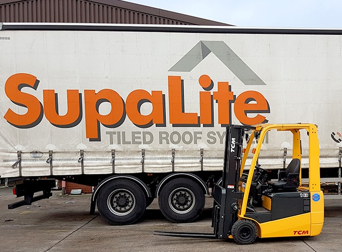 SupaLite Electric Forklift