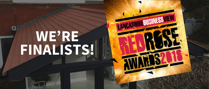 SupaLite Announced as Finalists at Red Rose Awards!