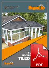 SupaLite Roof Leaflet