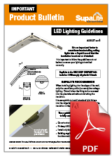 Product Bulletin - LED Lighting