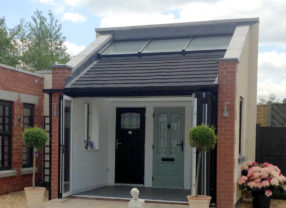 replacement conservatory mono roof