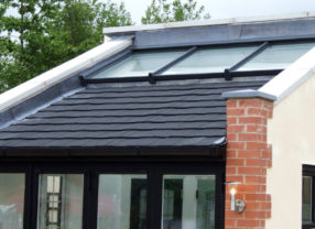 replacement conservatory mono roof windows