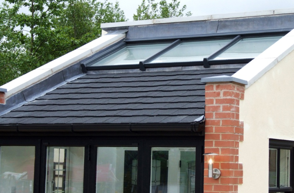 Tiled Conservatory Roof Gallery