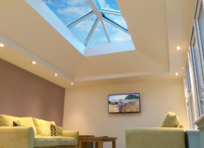 orangery conservatory roof ceiling