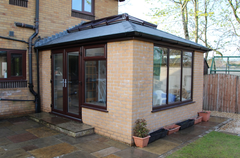 orangery slate replacement conservatory roof