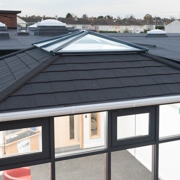 SupaLite Tiled Conservatory Roof - SupaLite Tiled Roof Systems