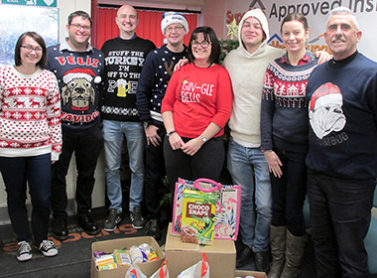 SupaLite Salvation Army Christmas Jumper Days