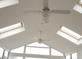 ceiling replacement roof