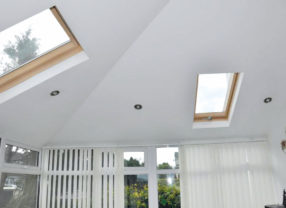 replacement roof ceiling