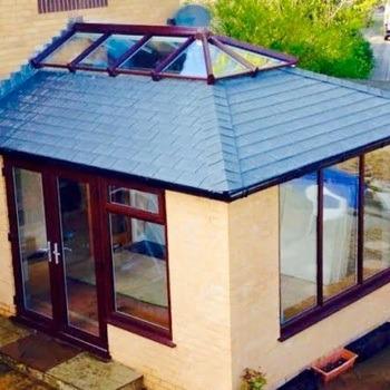 Tiled Orangery Roof